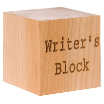 The official The Writer's Block logo.