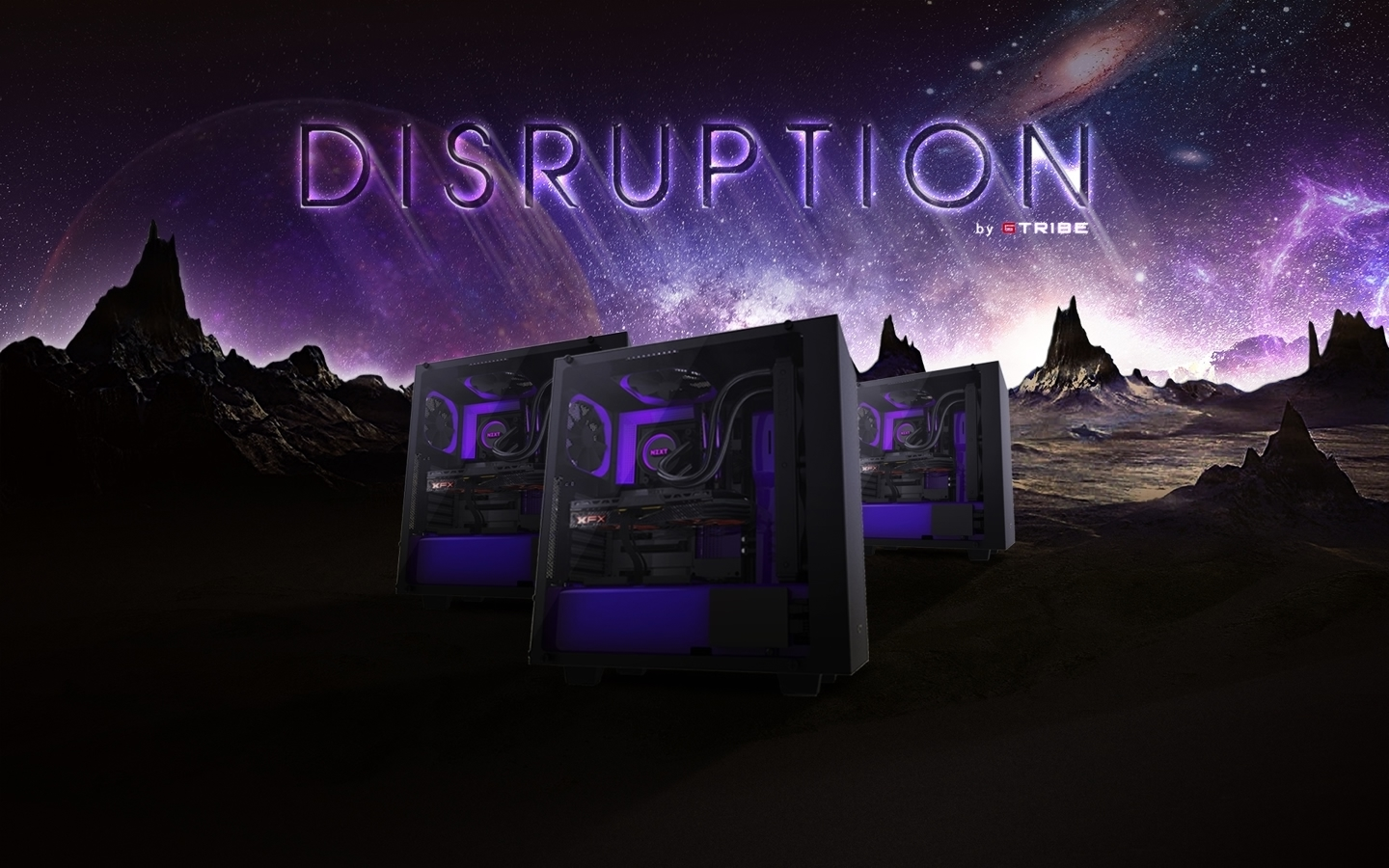 Disruption Giveaway
