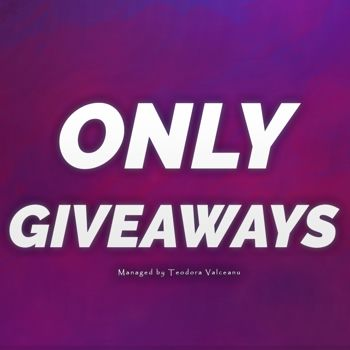 The official Only Giveaways logo.