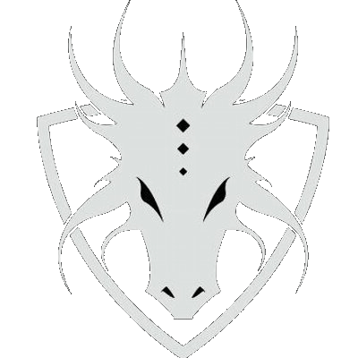 The official Ice Dragon logo.